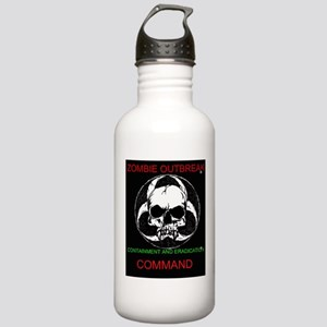 ZOCEC Stainless Water Bottle 1.0L