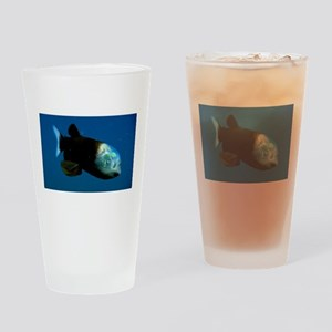 Pacific Barrel-Eye Fish Drinking Glass