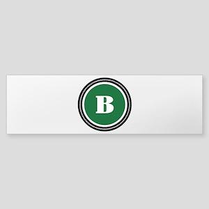 Green Sticker (Bumper)