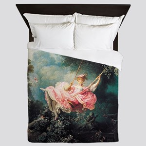 Fragonard The Swing Queen Duvet