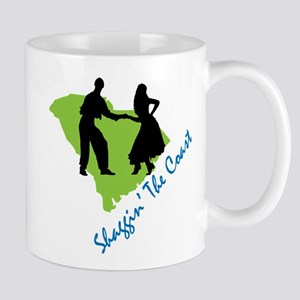Shaggin The Coast Mug