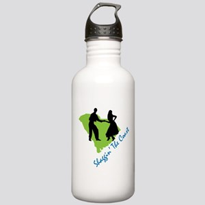 Shaggin The Coast Stainless Water Bottle 1.0L