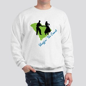 Shaggin The Coast Sweatshirt
