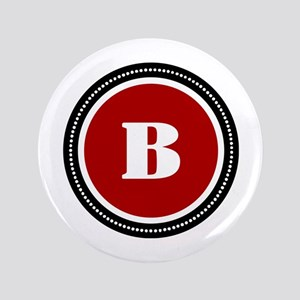 """Red 3.5"""" Button (100 pack)"""