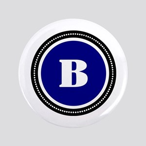 "Blue 3.5"" Button (100 pack)"