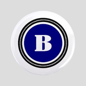 "Blue 3.5"" Button (100 pack)"