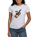 Snake Guitar 01 Women's T-Shirt