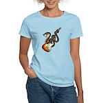 Snake Guitar 01 Women's Light T-Shirt