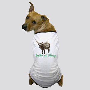 Cattle Of Kings Dog T-Shirt