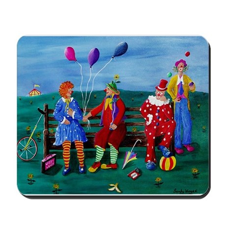 Art By Sandy Wager Painting Mousepad