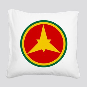 Imperial Ethiopian AF roundel 1946-1974 Square Can