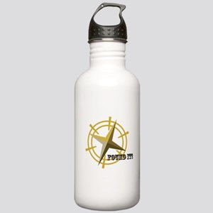 Found It with Compass Stainless Water Bottle 1.0L