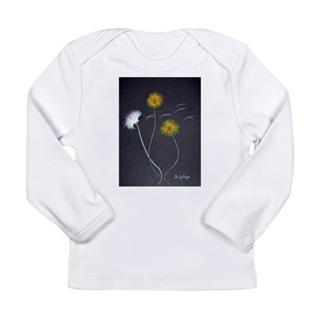Art By Sandy Wager Painting Long Sleeve Infant T-S