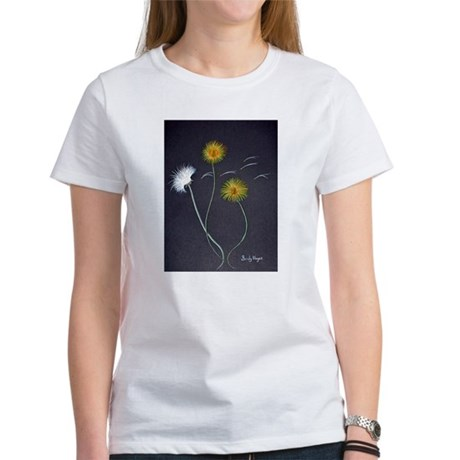 Art By Sandy Wager Painting Women's T-Shirt