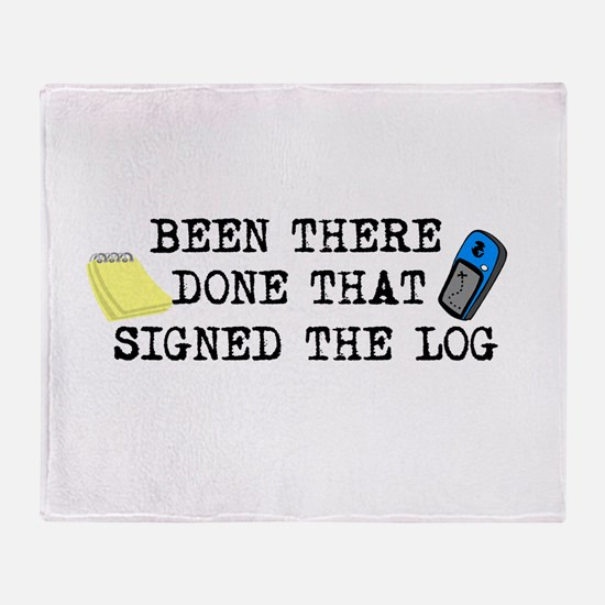 Been There, Done That, Signed The Log Stadium Bla