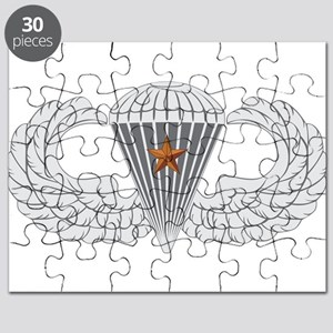 Airborne Combat Jump Puzzle