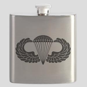Airborne Stencil Flask