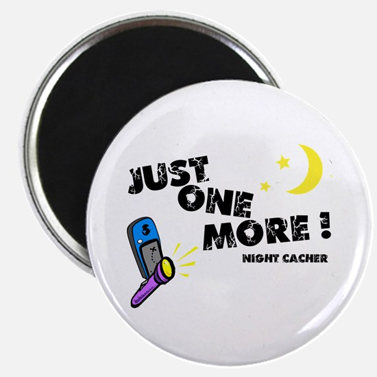 """Just One More! 2.25"""" Magnet (100 pack)"""