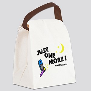 Just One More! Canvas Lunch Bag