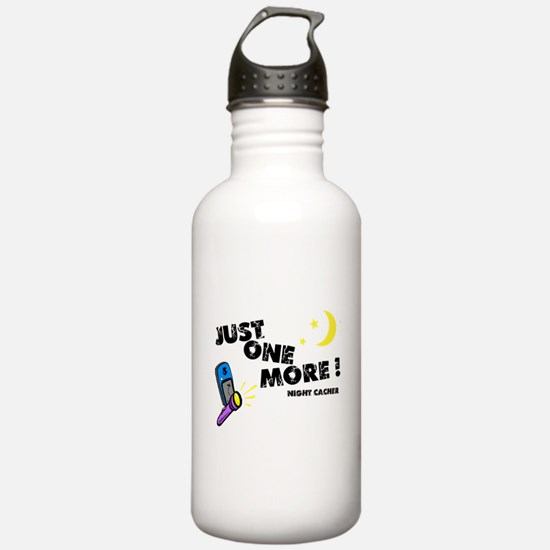 Just One More! Water Bottle