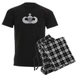 Airborne Senior Men's Dark Pajamas