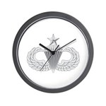 Airborne Senior Wall Clock