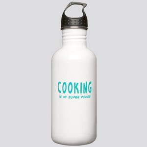 Super Power: Cooking Stainless Water Bottle 1.0L