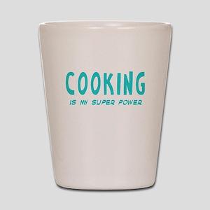 Super Power: Cooking Shot Glass