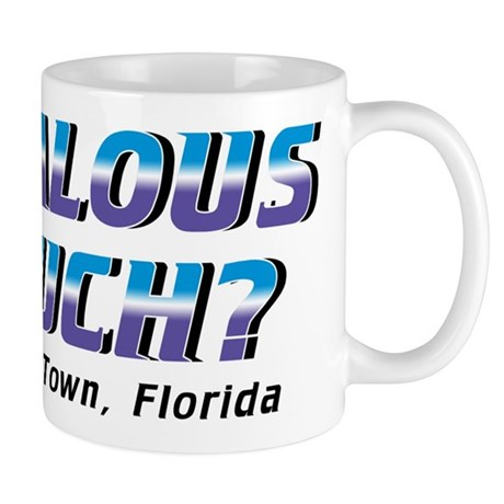 cougar-town_jealous-much Mugs