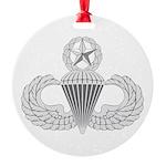 Airborne Master Round Ornament