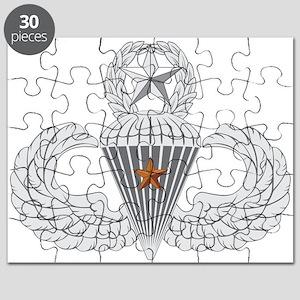 Master Airborne Combat Jump Puzzle