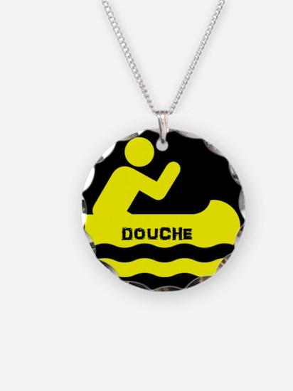 Douche Canoe Necklace