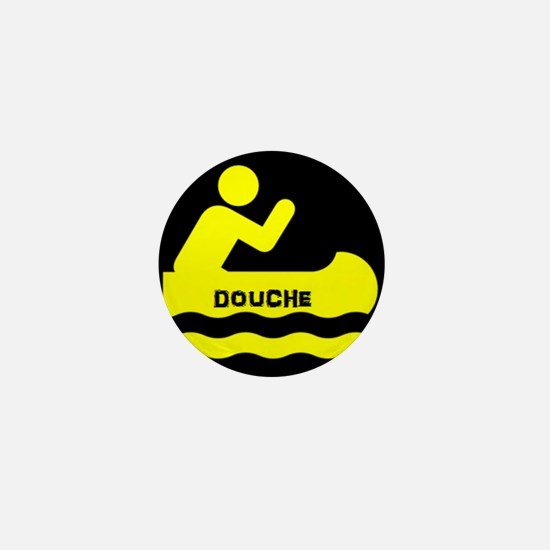 Douche Canoe Mini Button