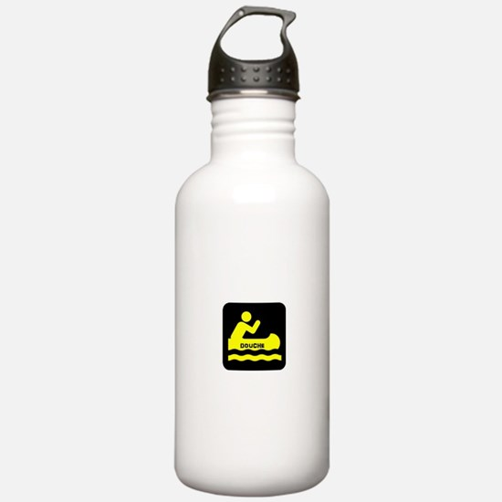 Douche Canoe Water Bottle