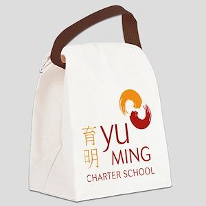 Yu Ming School Canvas Lunch Bag