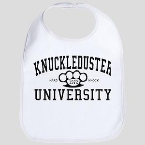 KnuckleDuster University Bib
