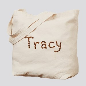 Tracy Coffee Beans Tote Bag