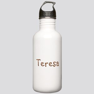 Teresa Coffee Beans Stainless Water Bottle 1.0L