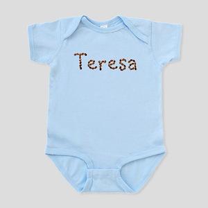 Teresa Coffee Beans Infant Bodysuit