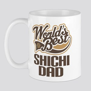 ShiChi Dog Dad Mug
