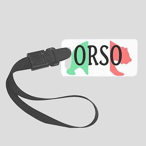 Italian Small Luggage Tag