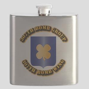 AAC - 307th BG,307th BW Flask