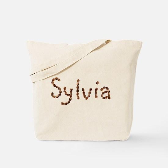 Sylvia Coffee Beans Tote Bag