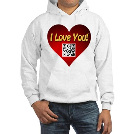 Put Me Inside Your Phone Hooded Sweatshirt