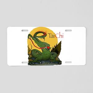 Taichi22a Aluminum License Plate