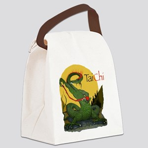 Taichi22a Canvas Lunch Bag