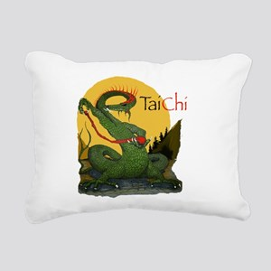 Taichi22a Rectangular Canvas Pillow