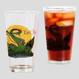 Taichi22a Drinking Glass
