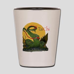 Taichi22a Shot Glass