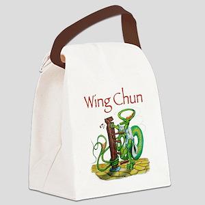 wingchunshirt Canvas Lunch Bag